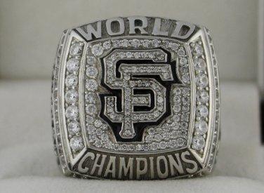 2012 San Francisco Giants World Series Championship Rings Ring