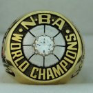 1975 Golden State Warriors Championship Rings Ring