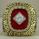 1990 Detroit Pistons NBA National Basketball Championship Rings Ring