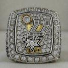 2014 San Antonio Spurs Championship Rings Ring