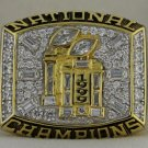 1999 Florida State Seminoles NCAA National Championship Rings Ring
