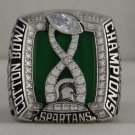 2015 Michigan State Spartans Cotton Bowl Championship Rings Ring