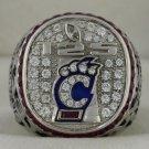 2012 Cincinnati Bearcats NCAA National Championship Ring