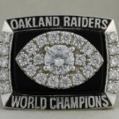 1976 Oakland Raiders NFL Super Bowl Championship Rings Ring