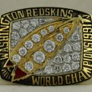 1991 Washington Redskins NFL Super Bowl Championship Rings  Ring