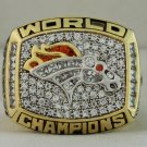 1997 Denver Broncos NFL Super Bowl Championship Rings  Ring