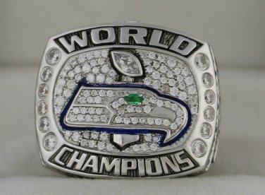 2013 Seattle Seahawks NFL Super Bowl Championship Rings  Ring