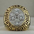 1983 New York Islanders Stanley Cup Championship Rings Ring