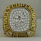 1995 New Jersey Devils Stanley Cup Championship Rings Ring