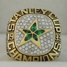 1999 Dallas Stars Stanley Cup Championship Rings Ring