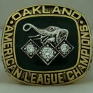 1990 Oakland Athletics AL American League World Series Championship Rings Ring