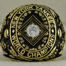 1947 New York Yankees World Series Championship Rings Ring