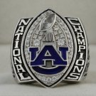 2010 Auburn Tigers NCAA BCS National Championship Rings Ring
