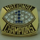 1987 Penn State Nittany Lions NCAA Fiesta Bowl National Championship Ring