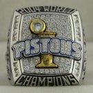 2004 Detroit Pistons Championship Rings Ring