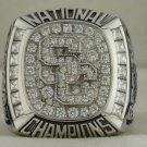 2004 USC Trojans NCAA BCS Championship Rings Ring
