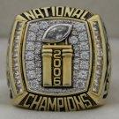 2006 Florida Gators NCAA BCS National Championship Rings Ring