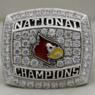 2013 Louisville Cardinals NCAA Big East National Championship Rings Ring