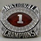 2009 Alabama Crimson Tide NCAA BCS National Championship Rings Ring
