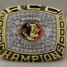 2000 Florida State  NCAA ACC Championship Rings Ring