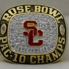 1995 USC California Trojans NCAA Rose Bowl National Championship Ring