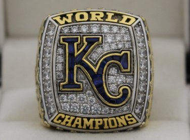 2015 Kansas City Royals World Series Championship Rings Ring