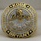2016 Kobe Bryant National Basketball Retirement Rings Ring