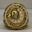 1958 Milwaukee Braves NL National League World Series Championship Rings Ring