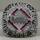 2009 Philadelphia Phillies NL National League World Series Championship Rings Ring