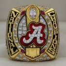 2015 Alabama Crimson Tide Allstate National Championship Rings Ring