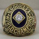 1955 Brooklyn Dodgers World Series Championship Rings Ring
