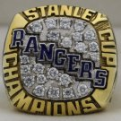 1994 New York Rangers Stanley Cup Championship Rings Ring
