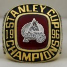 1996 Colorado Avalanche Stanley Cup Championship Rings Ring