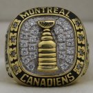 1965 Montreal Canadiens Stanley Cup Championship Rings Ring