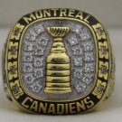 1956 Montreal Canadiens Stanley Cup Championship Rings Ring