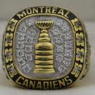 1959 Montreal Canadiens Stanley Cup Championship Rings Ring