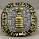 1957 Montreal Canadiens Stanley Cup Championship Rings Ring