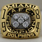 1984 Miami Dolphins  AFC American Football Conference Championship Rings Ring
