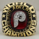 1980 Philadelphia Phillies World Series Championship Rings Ring
