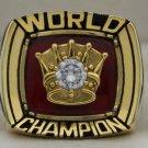 1982 Thomas Hearns Boxing Championship Rings Ring