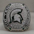 2015 Michigan State Spartans Big Ten Championship Rings Ring
