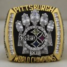 2005 Pittsburgh Steelers NFL Super Bowl Championship Rings Ring