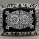 1980 Oakland Raiders NFL Super Bowl Championship Rings Ring