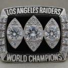 1983 Oakland Raiders NFL Super Bowl Championship Rings Ring