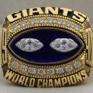 1990 New York Giants NFL Super Bowl Championship Rings Ring