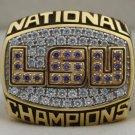2003 LSU Tigers Louisiana State University NCAA SEC National Championship Rings Ring