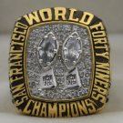1984 San Francisco 49ers NFL Super Bowl Championship Rings Ring
