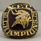 1973 Minnesota Vikings NFC National Football Conference Championship Rings Ring