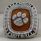 2015 Clemson Tigers NCAA Orange Bowl National Championship Rings Ring