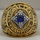 1953 brooklyn Dodgers NL National League World Series Championship Rings Ring